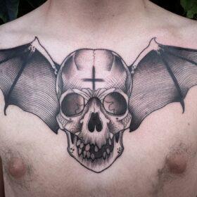 borst tattoo
