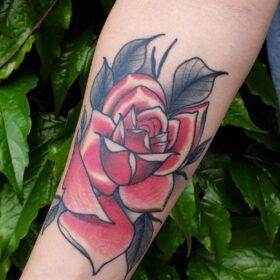 roos tattoo